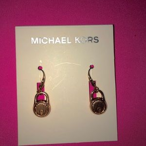 SUNDAY SALE ! Brand new Michael Kors earnings